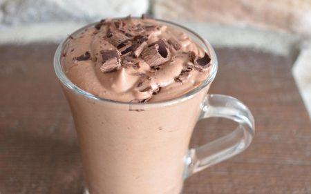 The Healthy Chocoholic's Chocolate Mousse Recipe